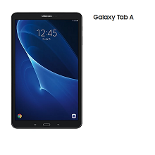 Galaxy TabA left